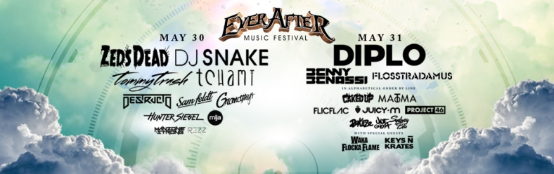 Ever After Music Festival Lineup